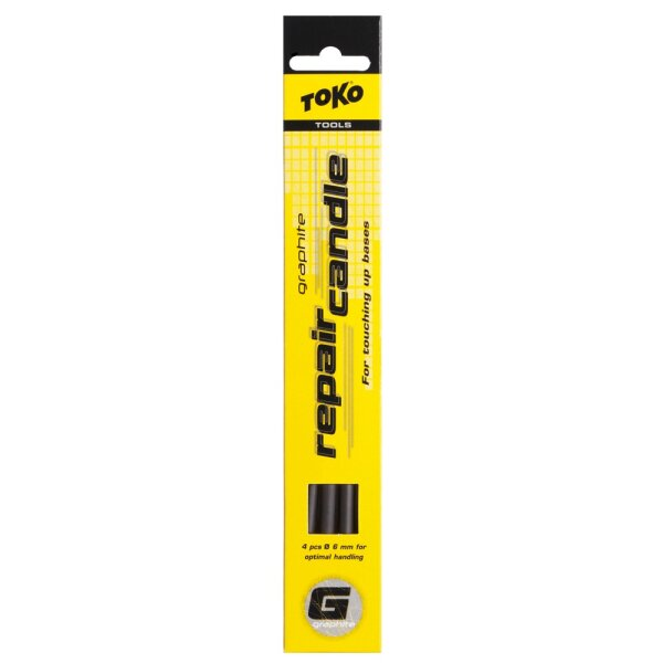 Toko Repair Candle 6mm graphite 4Stk.
