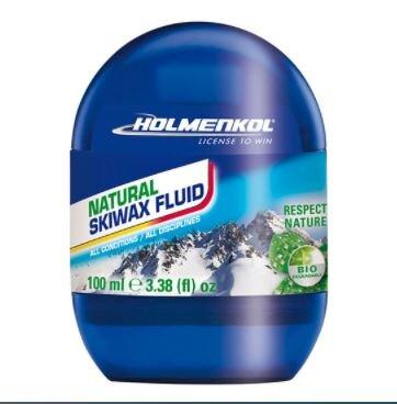 Holmenkol Natural Ski - Snowboard Wax fluid 100 ml