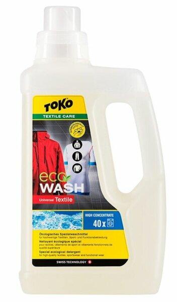 Toko Waschmittel Eco Textile Wash 1L